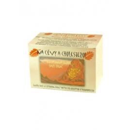 Čaj na cévy a cholesterol porcovaný