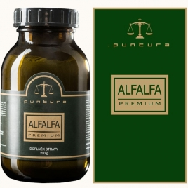 Alfalfa Puntura Premium