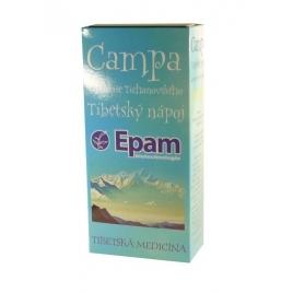 Tibetský nápoj Campa