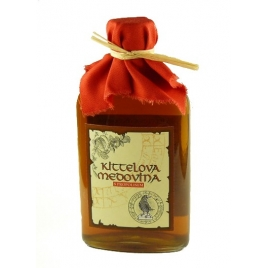 Kittelova medovina s propolisem
